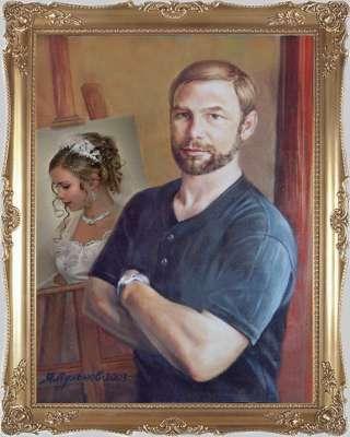 Автопортрет 2003 г.