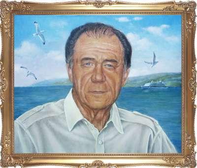 Портрет моряка