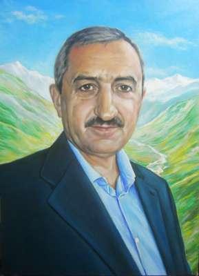 Мужчина с Кавказа