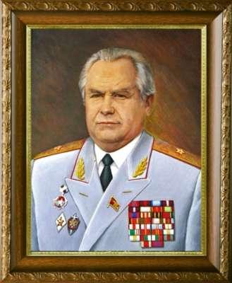 Генерал-майор Киселёв Я. П.