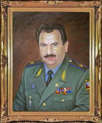 Портрет генерал-майора Ягольникова С. В.