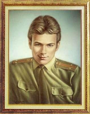 Портрет лейтенанта