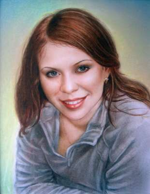 Портрет девушки 2010