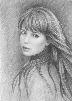Рисунок карандашом.