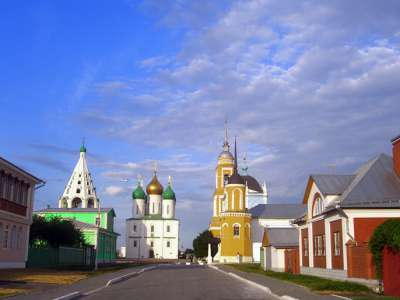 ород Коломна. 2005 г. Фото: Я. Пульнов