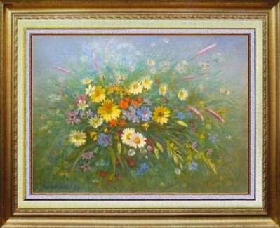 Полевые цветы. 1999 г.